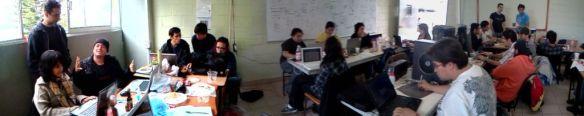 Áreas de trabajo ggj12